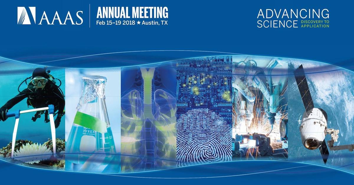 AAAS Annual Meeting 2018