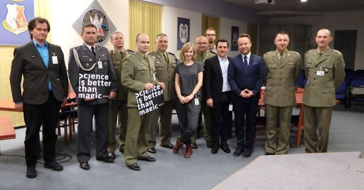 A meeting with the Polish Armed Forces representatives
