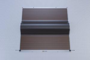 Large perovskite solar module