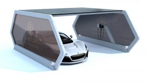 Solar Carport 2.0 by Natoni & Saule